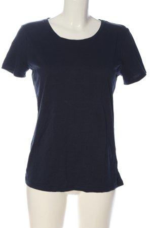 C&A Basics T-Shirt blue casual look