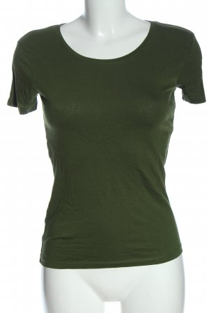 C&A Basics T-Shirt khaki casual look