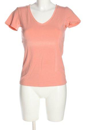 C&A Basics T-Shirt pink casual look