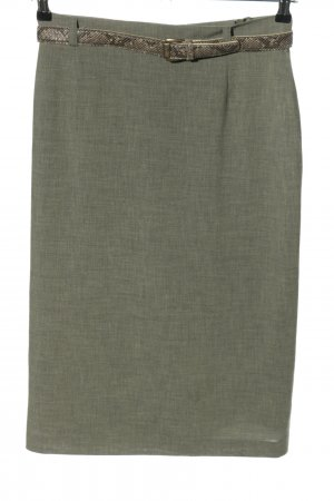 C&A Ołówkowa spódnica khaki W stylu casual