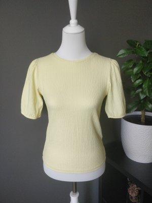 C&A Blouse topje lichtgeel-geel