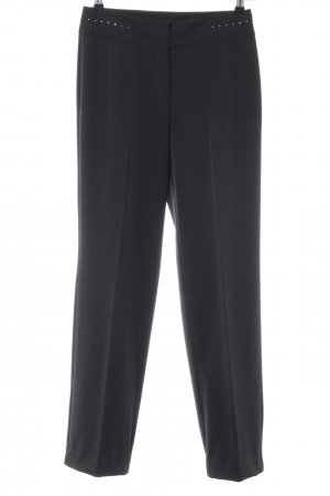 C&A Pleated Trousers black business style