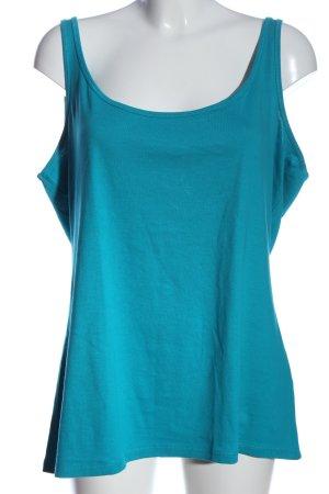 C&A Camisole blau Casual-Look