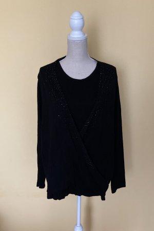 C&A CANDA Pullover schwarz Größe XXL NEU