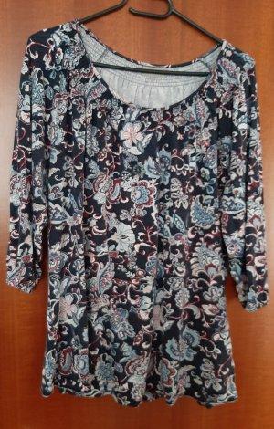 C&A Canda Shirt Top Blumen