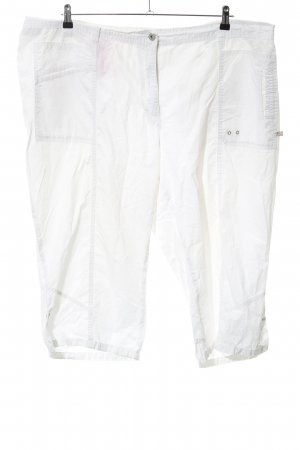 C&A Cargo Pants white casual look