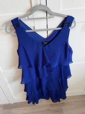 C&A Robe trapèze bleu