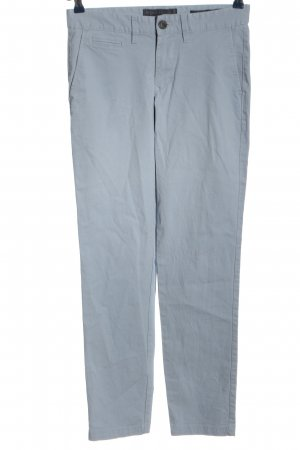 C&A Chinos blue casual look
