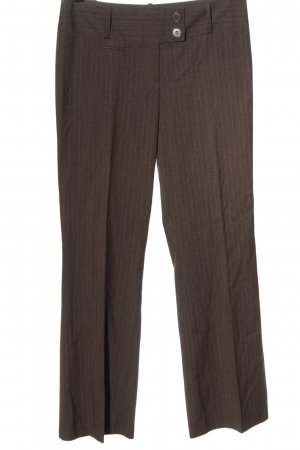 C&A Clockhouse Suit Trouser brown-white flecked casual look