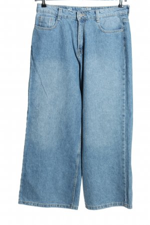 C&A Clockhouse High Waist Jeans blau Casual-Look