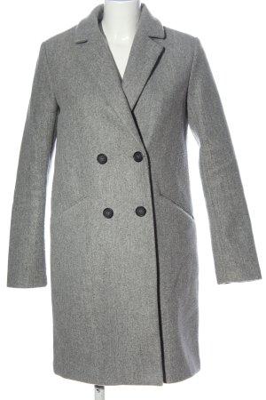 C&A Clockhouse Długi płaszcz jasnoszary W stylu casual
