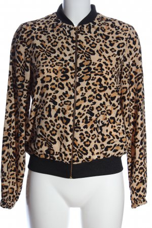 C&A Clockhouse Giacca bomber Stampa leopardata stile casual