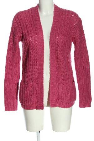 C&A Clockhouse Cardigan pink casual look