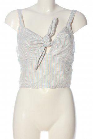 C&A Clockhouse Cropped Top Streifenmuster Casual-Look