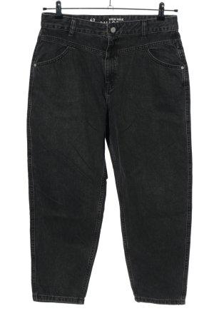 C&A Clockhouse High Waist Jeans light grey casual look