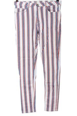 C&A Clockhouse High Waist Jeans allover print casual look