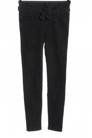 C&A Clockhouse High Waist Jeans black casual look