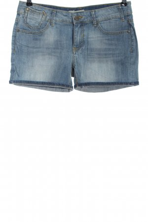 C&A Clockhouse Hot Pants blau Casual-Look