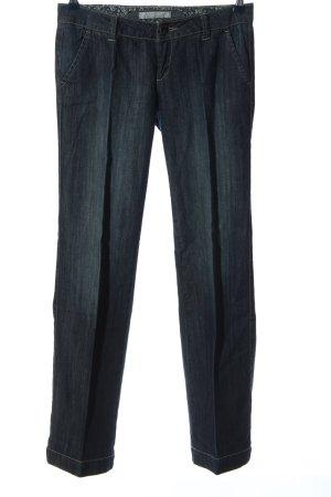 C&A Clockhouse Jeans vita bassa blu stile da moda di strada