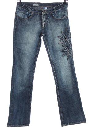 C&A Clockhouse Jeans taille basse bleu style décontracté