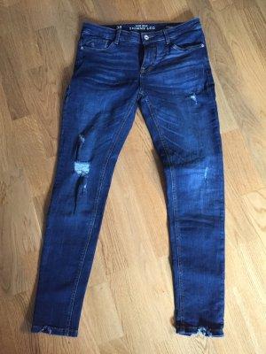 C&A Clockhouse Jeans mid rise skinny leg 38