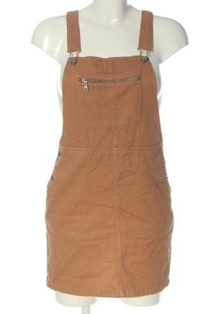 C&A Clockhouse Jeansowa sukienka brązowy W stylu casual