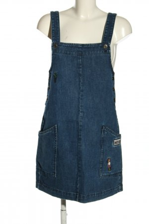 C&A Clockhouse Jeansjurk blauw casual uitstraling