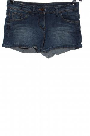 C&A Clockhouse Denim Shorts blue casual look