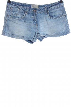 C&A Clockhouse Short en jean bleu style décontracté
