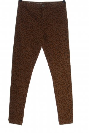 C&A Clockhouse Jegging bruin luipaardprint casual uitstraling