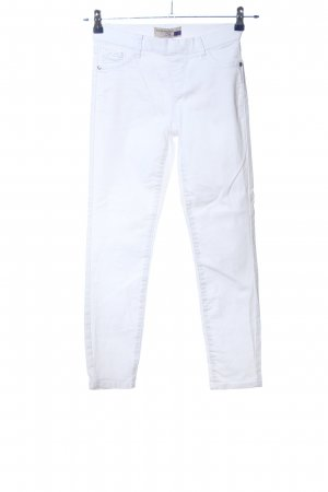 C&A Clockhouse Jeggings weiß Casual-Look