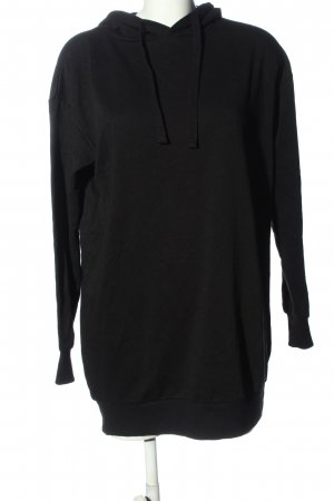 C&A Clockhouse Hooded Dress black casual look