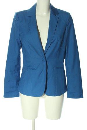 C&A Clockhouse Kurz-Blazer blau Business-Look