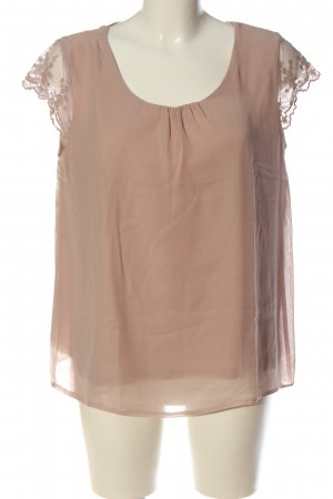 C&A Clockhouse Short Sleeved Blouse nude casual look