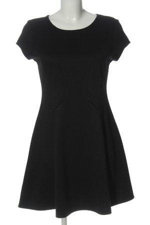 C&A Clockhouse Robe à manches courtes noir élégant