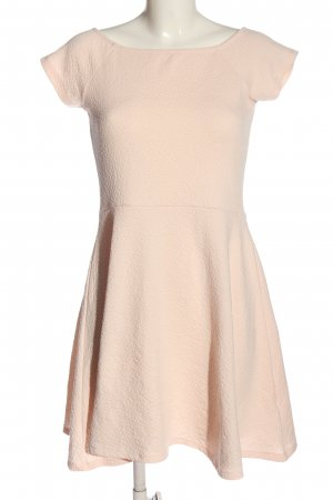 C&A Clockhouse Kurzarmkleid pink Casual-Look