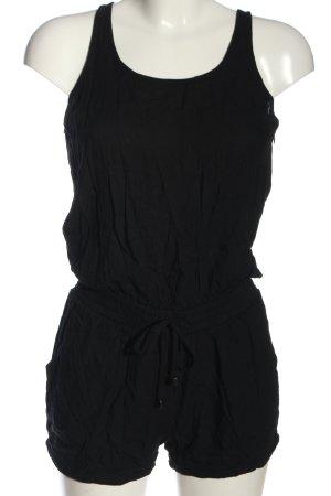 C&A Clockhouse Kurzer Jumpsuit black casual look