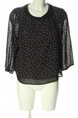 C&A Clockhouse Langarm-Bluse Mustermix Casual-Look