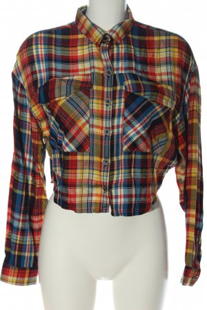C&A Clockhouse Long Sleeve Shirt check pattern casual look