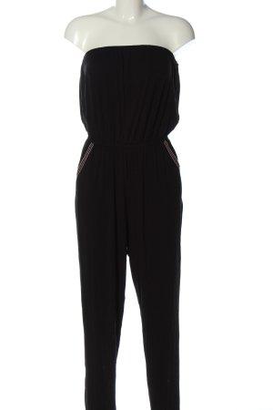 C&A Clockhouse Langer Jumpsuit black casual look