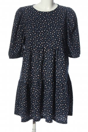 C&A Clockhouse Blouse Dress abstract pattern casual look