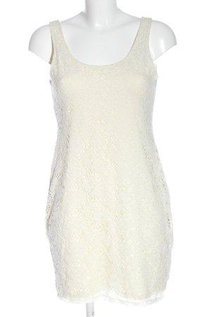 C&A Clockhouse Mini Abito bianco stile casual