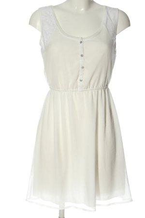 C&A Clockhouse Sukienka mini biały W stylu casual