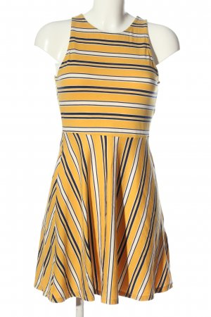 C&A Clockhouse Mini Dress striped pattern casual look