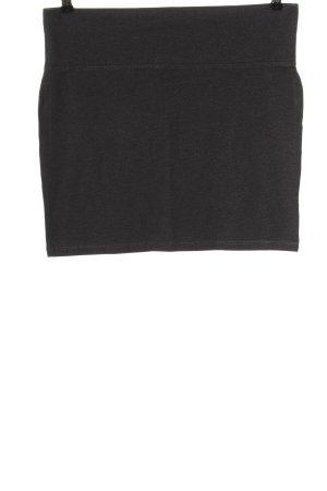 C&A Clockhouse Miniskirt light grey flecked elegant