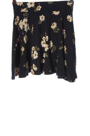 C&A Clockhouse Miniskirt allover print casual look