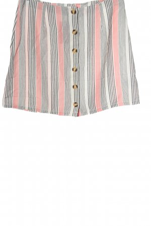 C&A Clockhouse Miniskirt striped pattern elegant