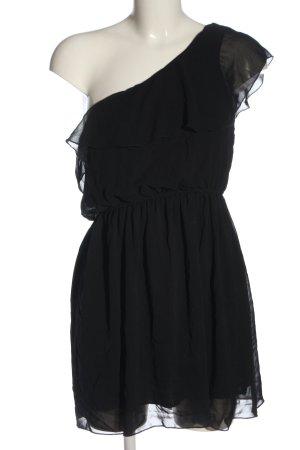 C&A Clockhouse Robe asymétrique noir élégant