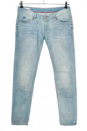 C&A Clockhouse Röhrenjeans blau Casual-Look