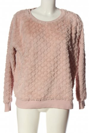 C&A Clockhouse Rundhalspullover pink Casual-Look